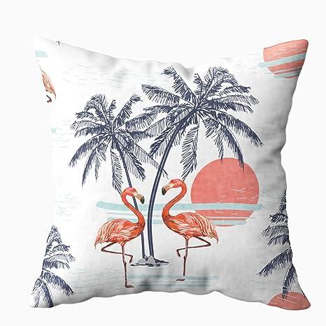 Amazon.com: Musesh 16 x 16 fundas de almohada, hermoso fondo ...