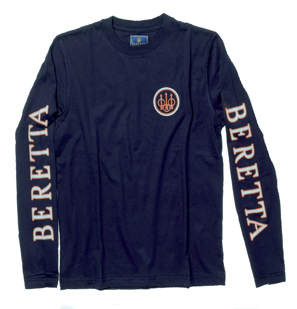 Amazon.com: Beretta Men's Long Sleeve Shooting T-Shirt: Sports ...