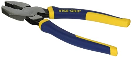 "Irwin Vise Grip North American Lineman's Pliers, 9 1/2"", 2078209 by Irwin Tools"