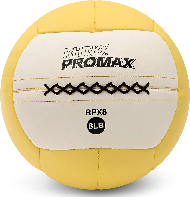 Rhino Promax Slam Balls, 10 sizes, Soft Shell with Non-Slip ...
