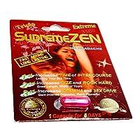 SupremeZen Extreme Male Enhancement Pills #1 Energy Boosting Sex Pills Plus Key Chain (4)