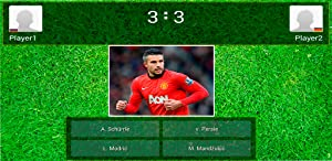 Guess the Footballer online from GameLike