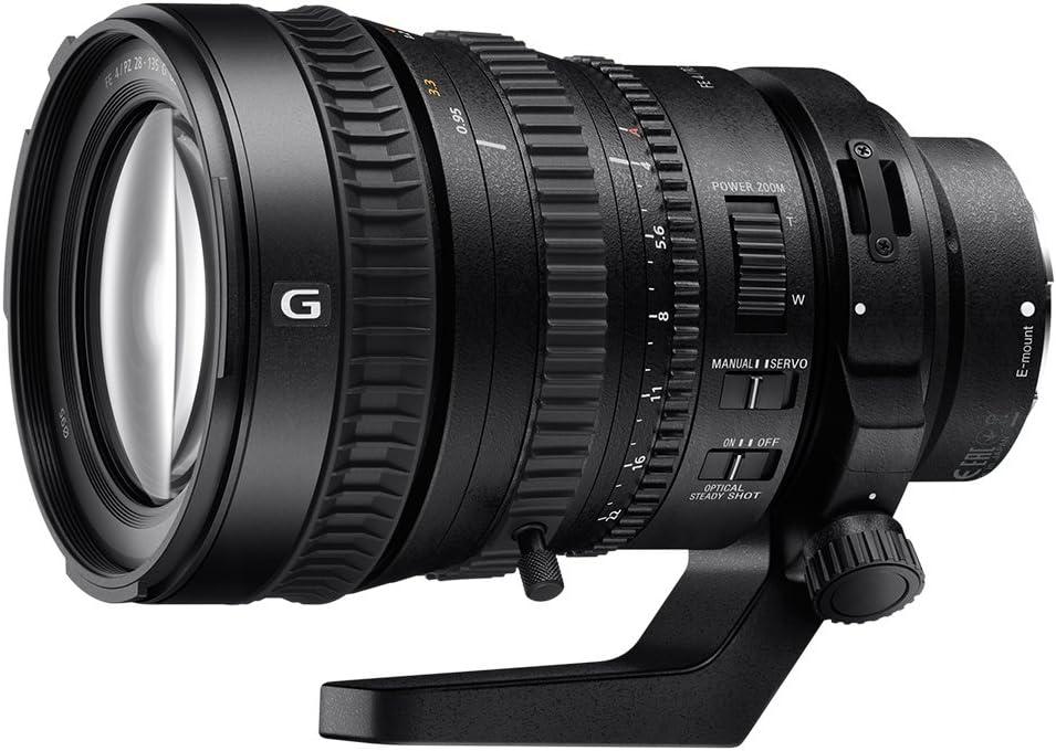 Sony SELP28135G E Mount - Full Frame 28-135mm F4.0 G Lens