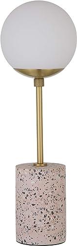 Amazon Brand Rivet Globe Stick Table Lamp