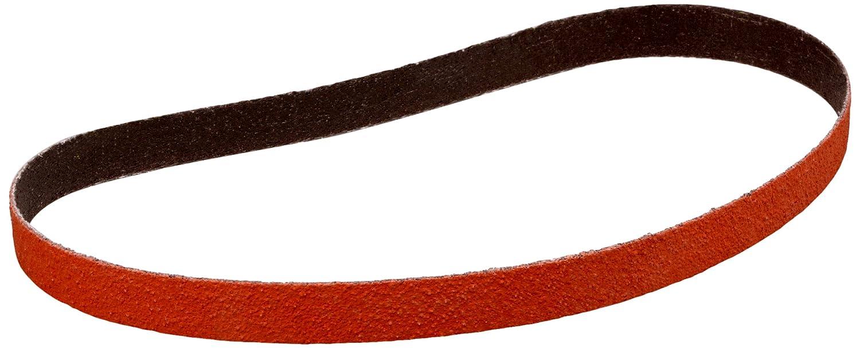 3//4 in x 80 50 YF-Weight L-Flex Orange 3//4 in x 80 50 YF-Weight L-Flex 3M Industrial Market Center 3M Cloth Belt 67846 777F