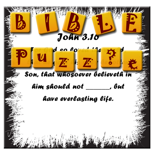 - Bible Puzzle - Fill the blank