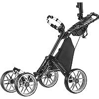 Caddytek 1 Poussette à 4 Roues Pliable, Version 3, voiturette de Golf WK-UK-CP-CC-1-DG …