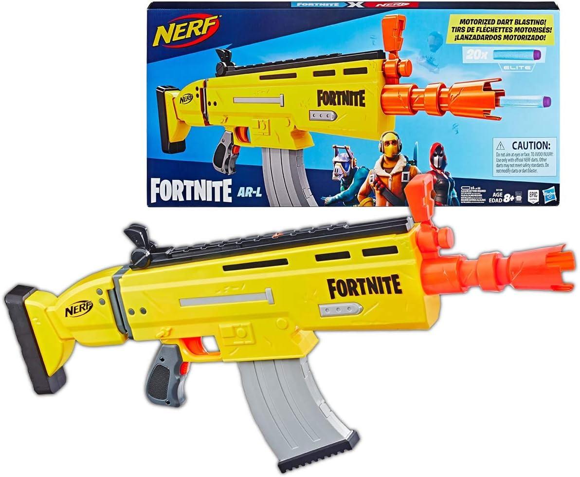 フォートナイトのお気に入り武器第2弾!「スカー(アサルトライフル)」がナーフから発売されててカッコイイ!