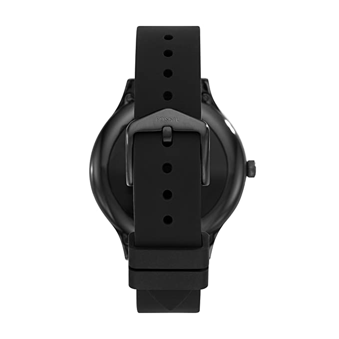 Smartwatch Fossil Q Venture Gen 3 Unisex, Caja de acero inoxidable ...