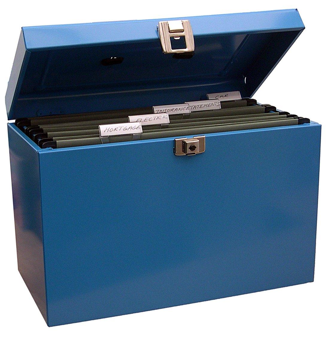Amazon.com : Metal Foolscap Home File   Parent : Storage File Boxes :  Office Products