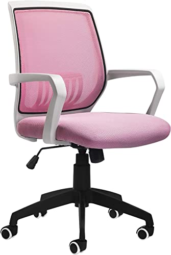 BLUERA Office Chair Ergonomic Desk Chair Mesh Computer Chair Swivel Chair