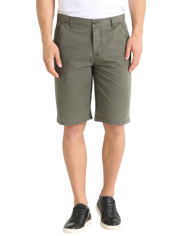 TALLA 44 (Talla del fabricante: 30). James Tyler Pantalones Cortos Hombre