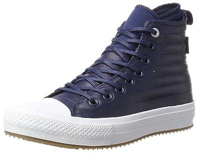 eaccea535e69 Converse Unisex Adults 157490C Hi-Top Trainers Blue Size  4 UK