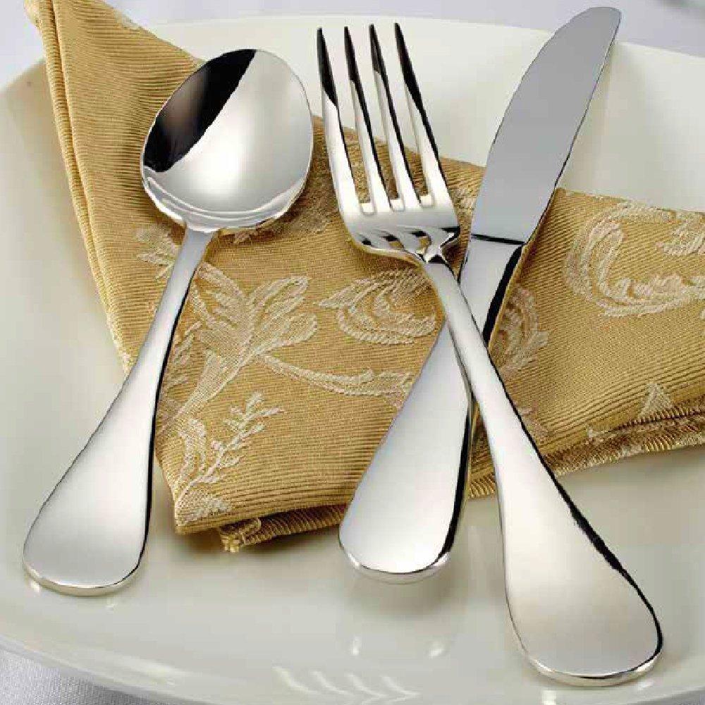 Venice 18//8 Stainless Steel Dinner Forks-1 Dozen Pack Winco NA