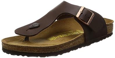 1f9257f5f200 Birkenstock Ramses - Dark Brown 044701 Mens Sandals 40 EU  Amazon ...