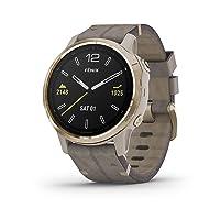 Deals on Garmin Fenix 6S Sapphire, Premium Multisport GPS Watch
