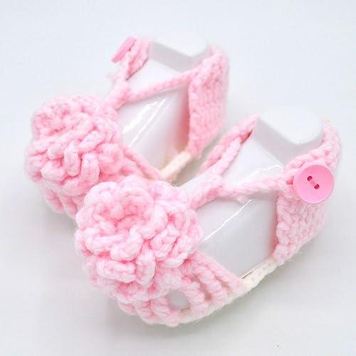 Amazon Crochet Baby Sandals Summer Collection Handmade