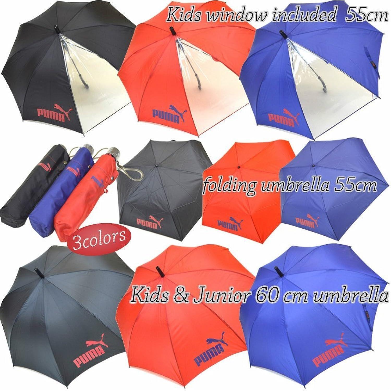 プーマ 子供用傘折り畳み