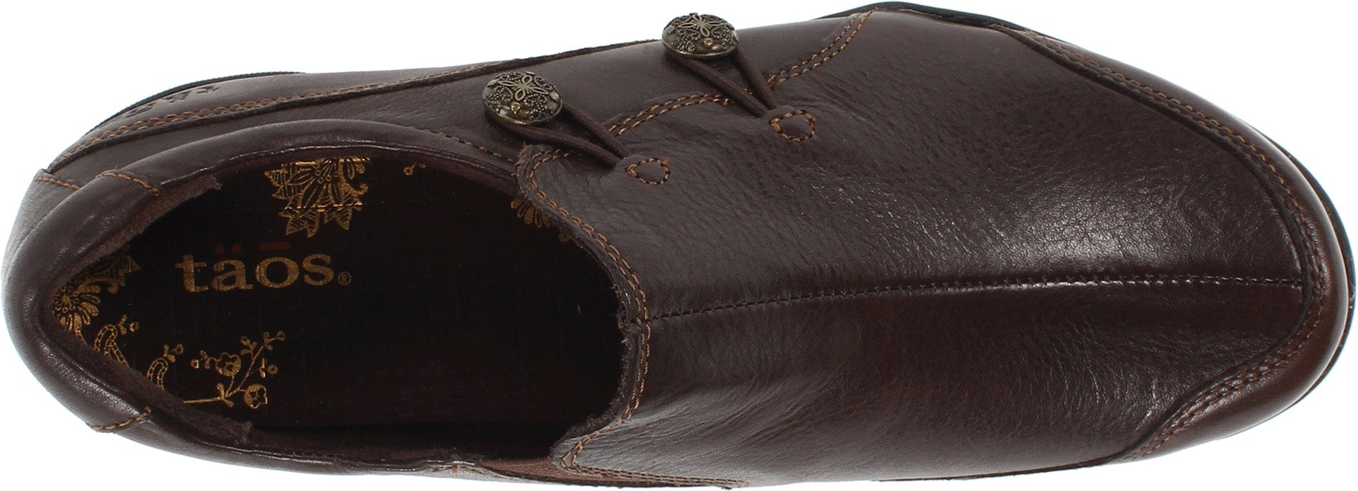 Taos Women's Encore Flat,Chocolate,7 M US by Taos Footwear (Image #7)