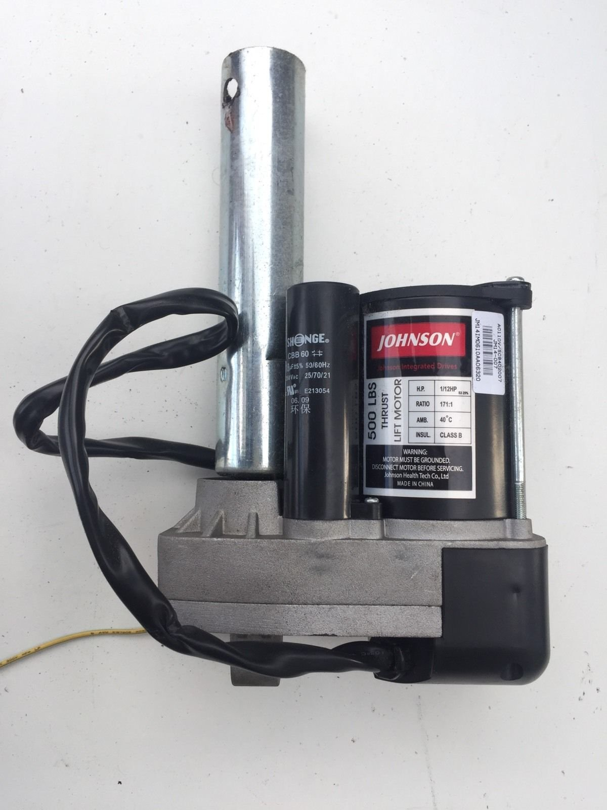 Horizon Fitness Gear Merit AFG Livestrong Treadmill Incline Elevation Motor 039043-00