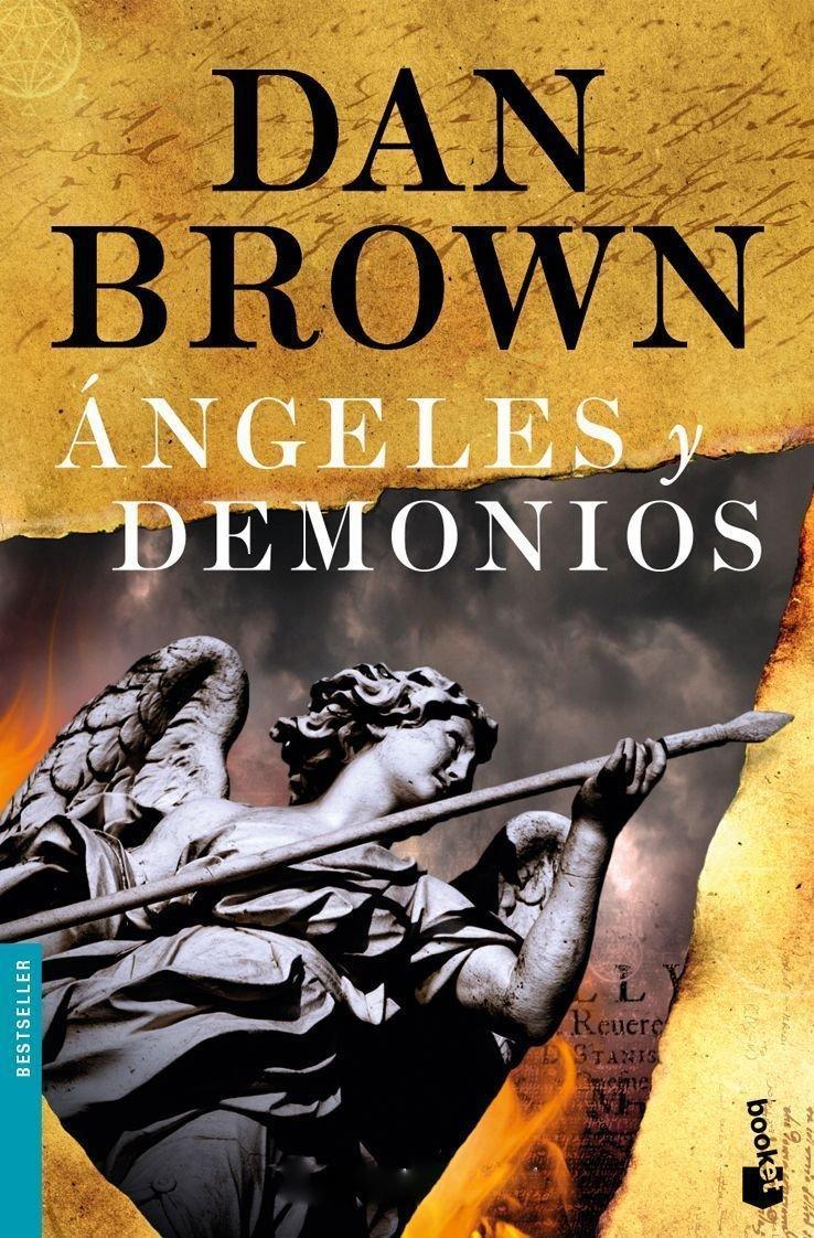 Ángeles y demonios (Bestseller): Amazon.es: Brown, Dan, Montoto ...