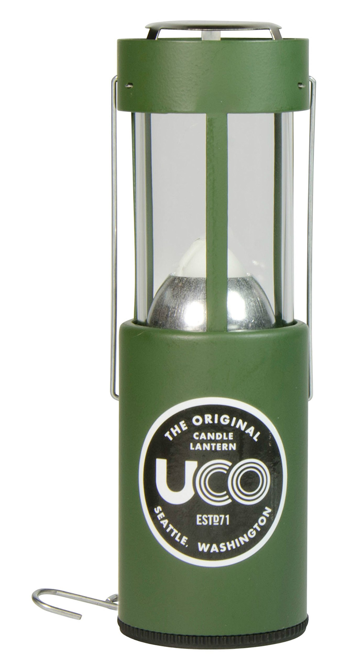 UCO Original Collapsible Candle Lantern, Green