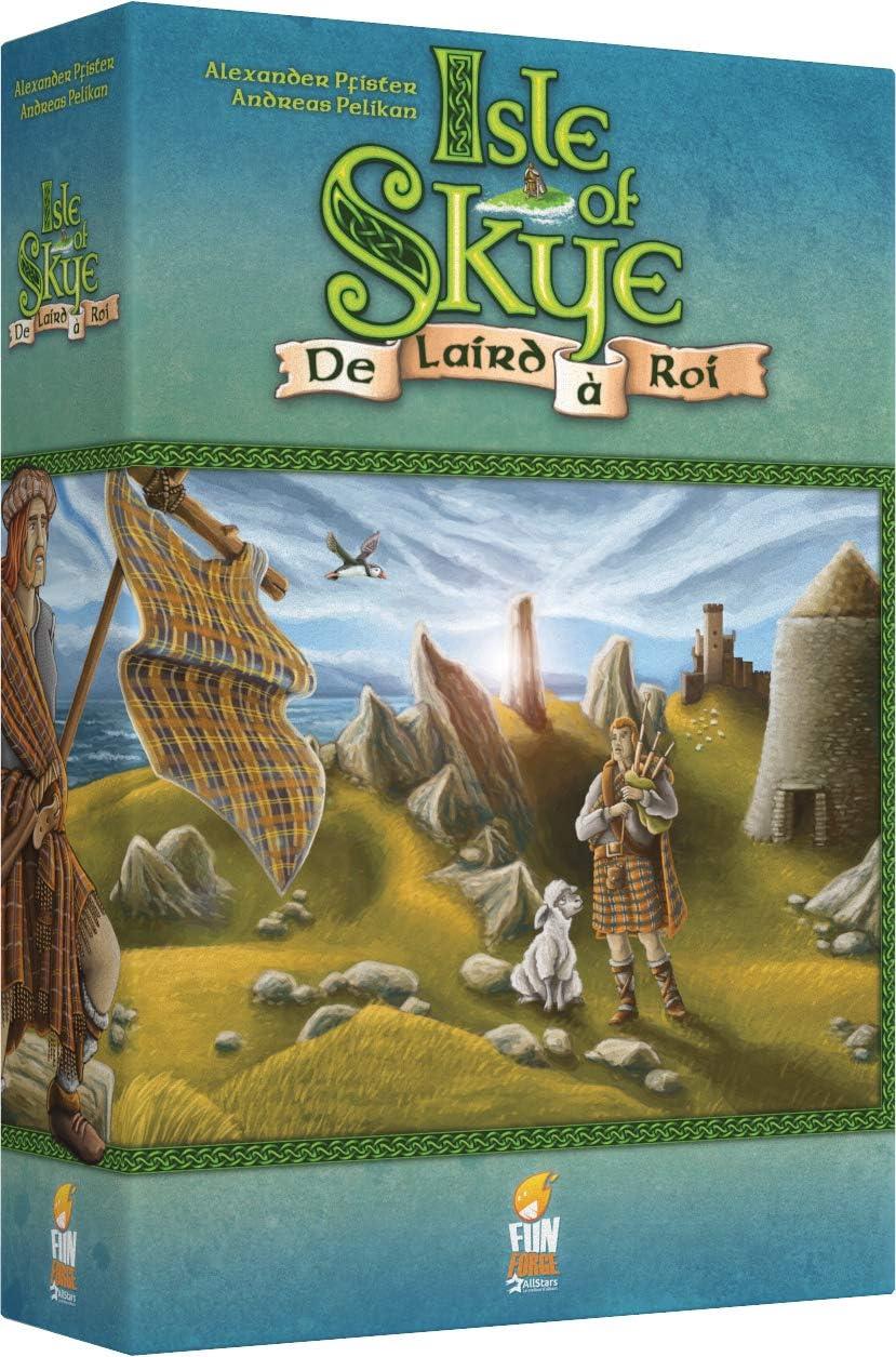 Funforge – Isle of Skye, iosfr02, 0: Amazon.es: Juguetes y juegos