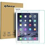 iPad Air / Air2/ iPad 9.7 Screen Protector FusionTech® [Premium Quality] Ultra Thin Anti Bubble ( 0.33m 2.5D ) Tempered Glass Screen Protector for iPad Air / Air 2, iPad Pro 9.7 [1-Pack]