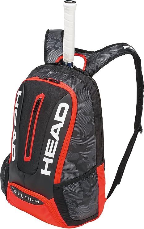 10db50ace6 HEAD Unisex s Tour Team Backpack Tennis Racket Bag