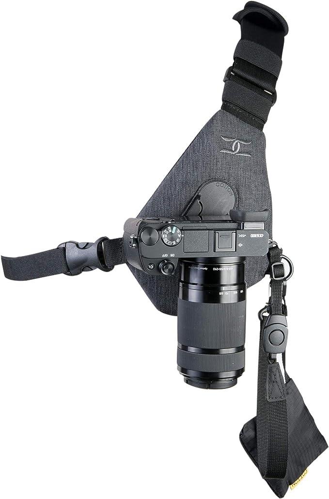 Cotton carrier cc0031 arnés Skout para 1 cámara.: Amazon.es ...