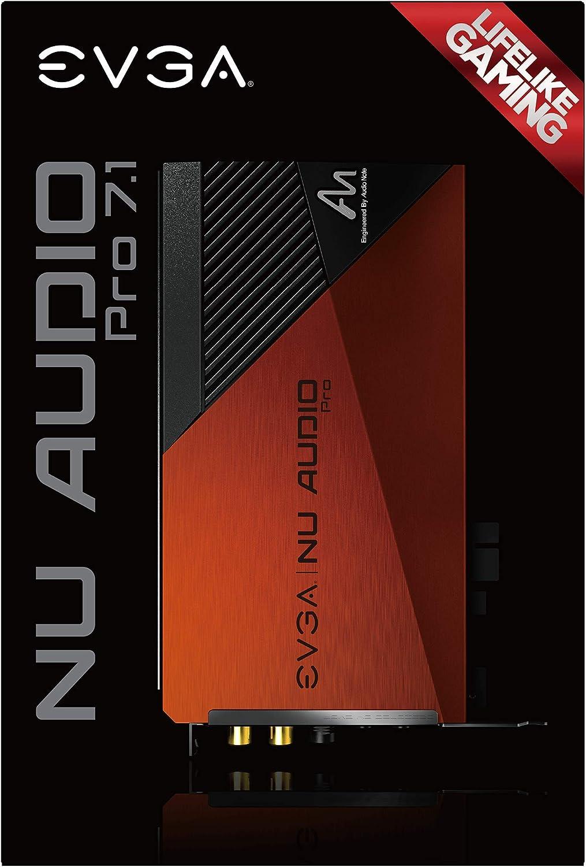 Evga Nu Audio Pro 7 1 Surround Lifelike Audio Pcie Rgb Computer Zubehör