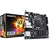 Gigabyte B360N WiFi Mainbord, 32GB