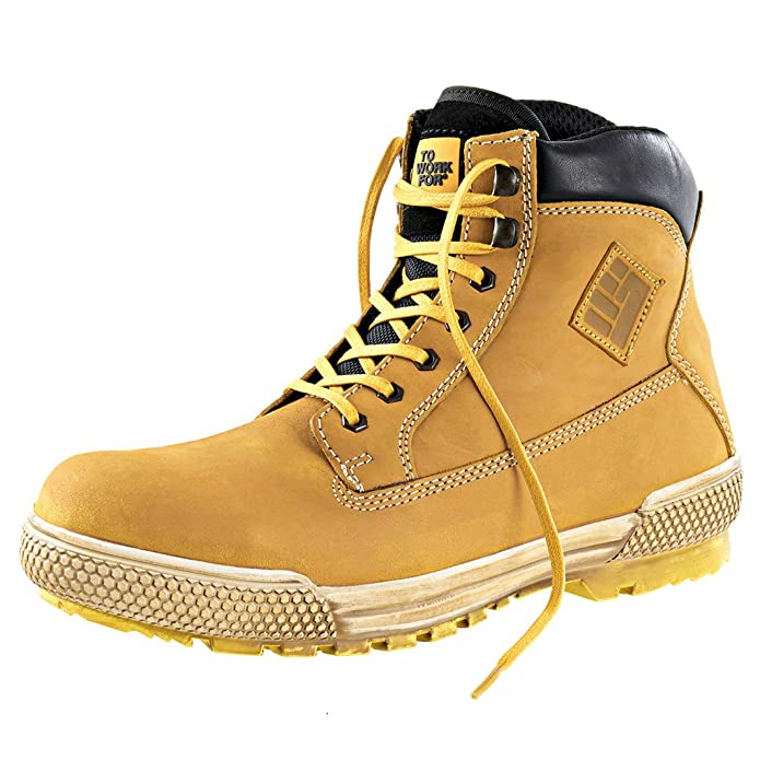 To Work For Tiger S3 SRC HRO - botas de seguridad (46): Amazon.es: Bricolaje y herramientas