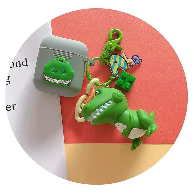 Cute Toy Story Rex The Green - Carcasa de Silicona para ...