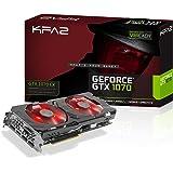 KFA2GeForce GTX 1070EX Carte graphique PCI E Gaming, 8Go GTX 1070 EX schwarz
