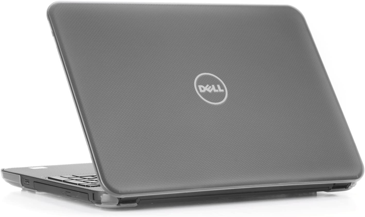 "mCover Hard Shell Case for 15.6"" Dell Inspiron 15 5565/5567 Laptop (NOT Compatible with Other Dell Inspiron 5000 Series Models) (Clear)"