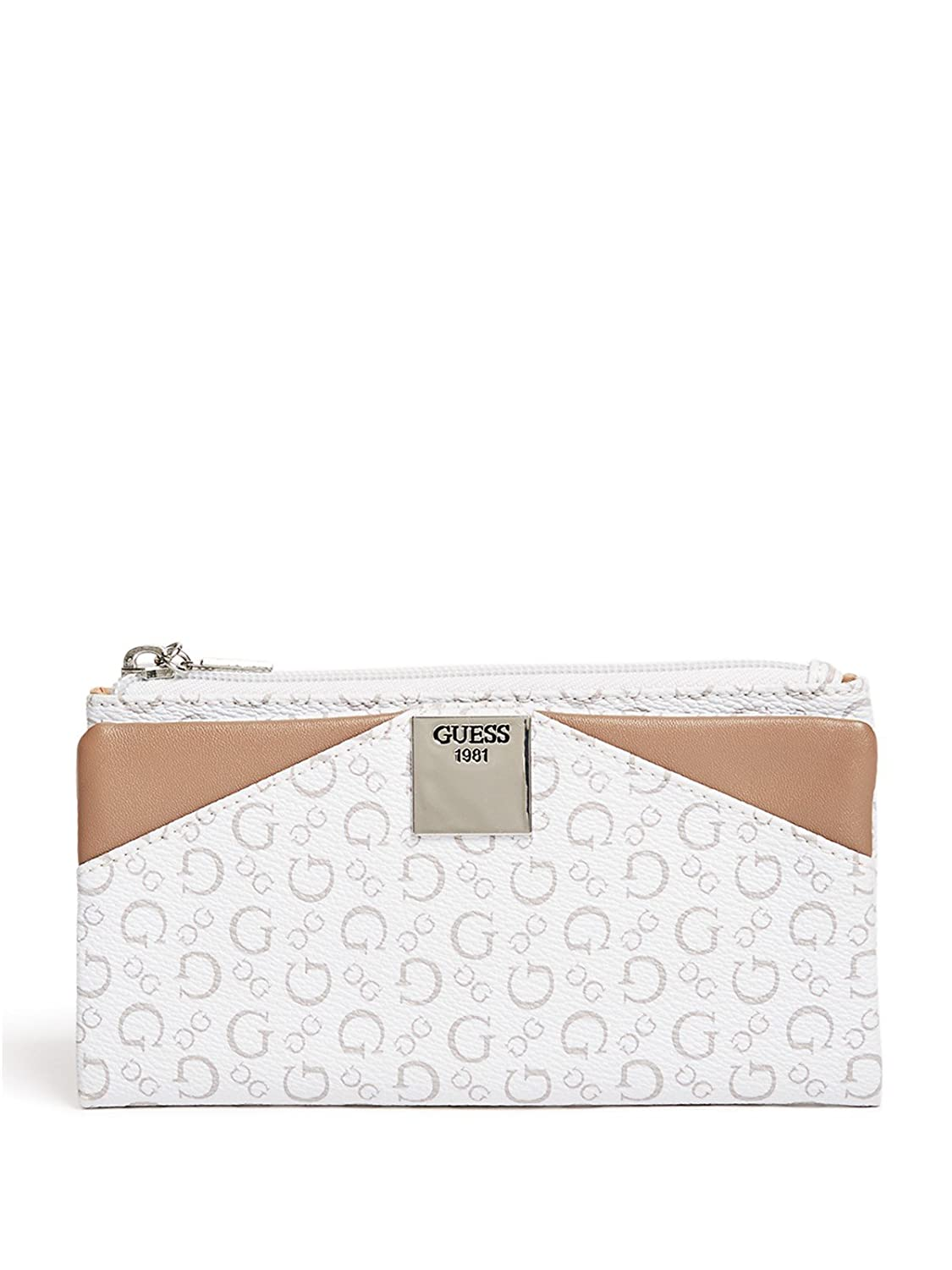 15ec8ff47a87 GUESS Factory Women's Dryden Foldover Wallet: Amazon.ca: Luggage & Bags