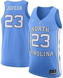 33a6336b8f8934 Jordan Brand Michael Jordan North Carolina Tar Heels Light Blue Authentic  Basketball Jersey - Men s Small