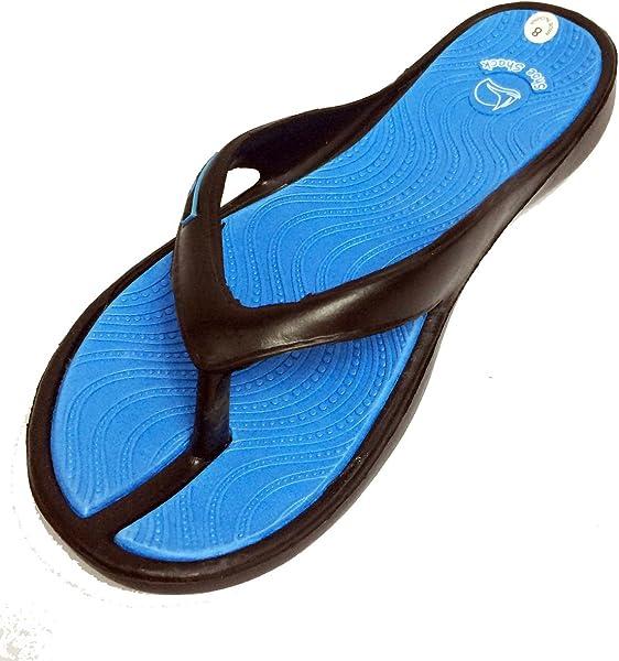 Caseta de Zapatos para Mujer Antideslizante cómodo Thong Sandalias Chanclas