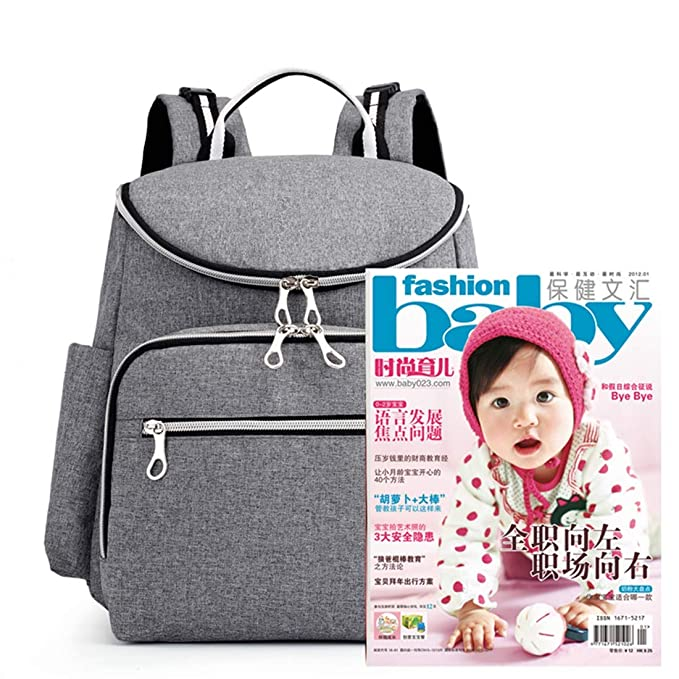 0bfa684f99eb7 Diaper Backpack