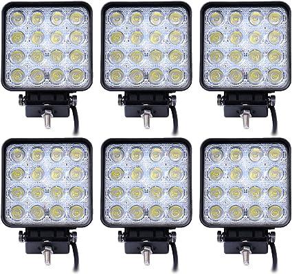 LED Feux de recul rückfahrleuchte ANTI-BROUILLARD BROUILLARD Lampe Camion//voitures