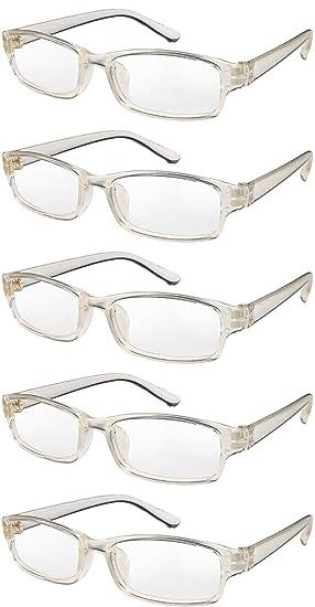 0492e1580c 4sold Gafas de Lectura Presbicia Vista Cansada - (Pack 5) Graduadas fde 0.5  a