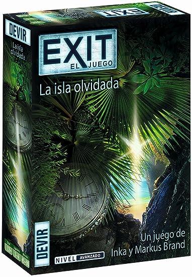 Devir - Exit: La cabaña abandonada, Ed. Español (BGEXIT1): Amazon ...