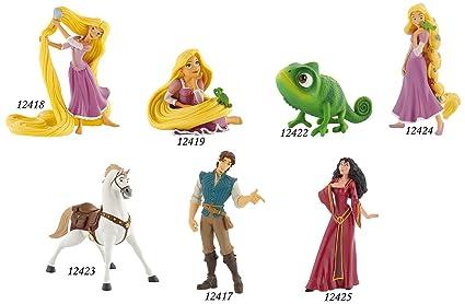 Belle Mère de Raiponce Raiponce Disney Bullyland Figurine
