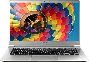 Samsung Notebook 9 NP900X5J i7-7500U 8GB 256GB SSD 15-inch 1920x1080 Windows 10 Ultra Thin Laptop (Renewed)
