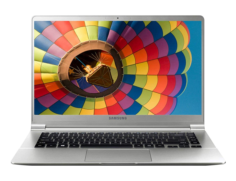 Samsung Notebook 9 NP900X5J i7-7500U 8GB 256GB SSD 15-inch 1920×1080 Windows 10 Ultra Thin Laptop Renewed
