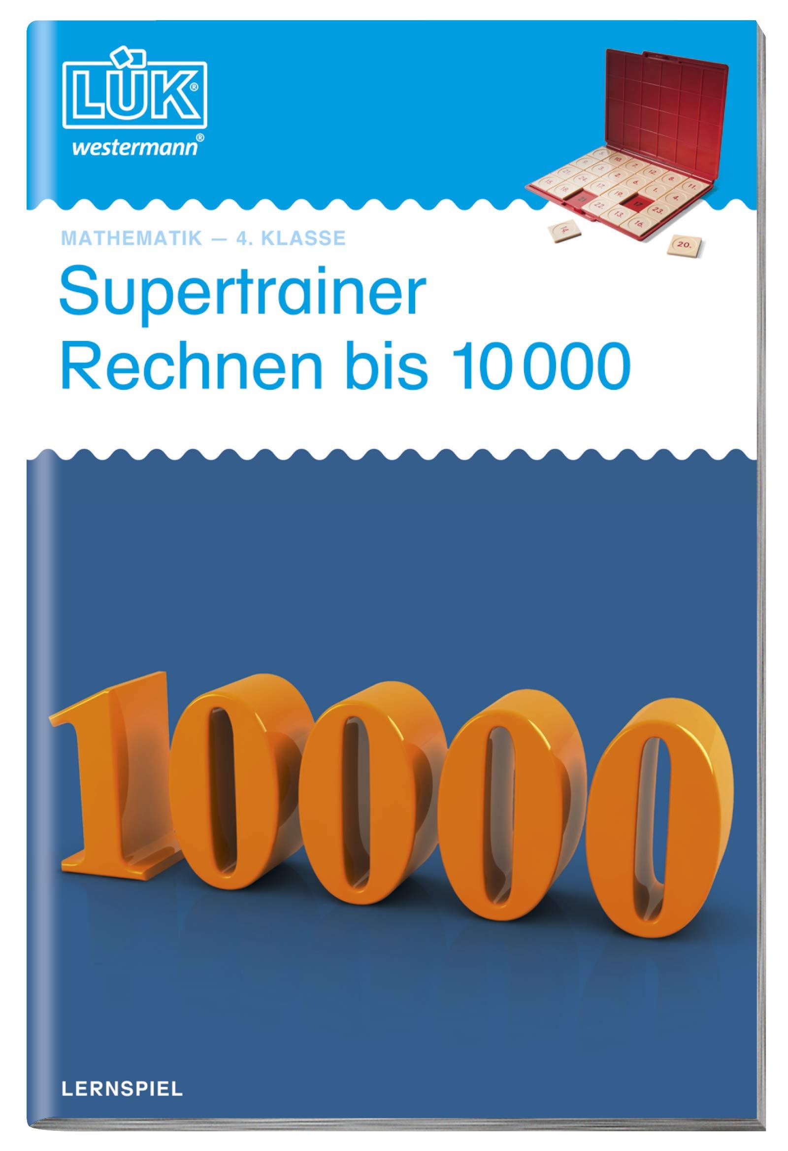LÜK Übungshefte LÜK 20. Klasse   Mathematik Supertrainer Rechnen ...