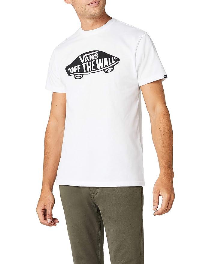 183c6914e2b5 Vans Men's Vans Otw Short Sleeve T-Shirt: Vans: Amazon.co.uk: Clothing