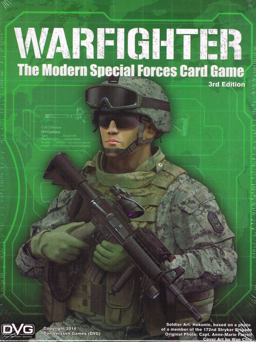 by DVG New Expansion #5 Speedball Warfighter Modern