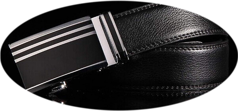 Mens Business Fashion Formal Casual Style Belt Designer Leather Strap Male Man Belt Automatic Buckle Belts For Men Top Quality,5,115cm